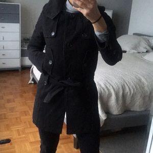 Amazing Carla G MADE IN ITALY Black coat